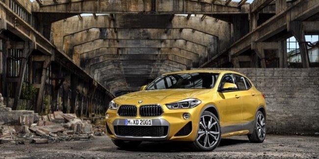 Дизайн BMW станет менее скучным