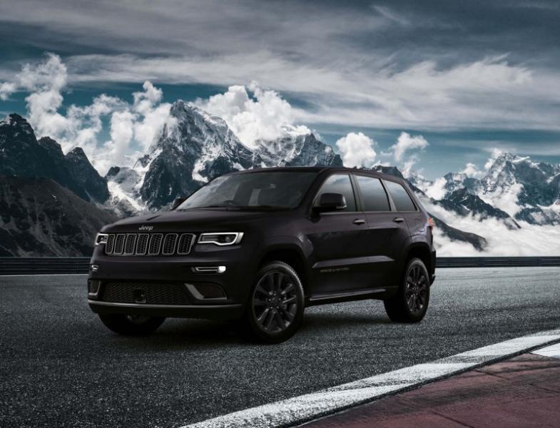 Jeep Grand Cherokee S: только для Европы