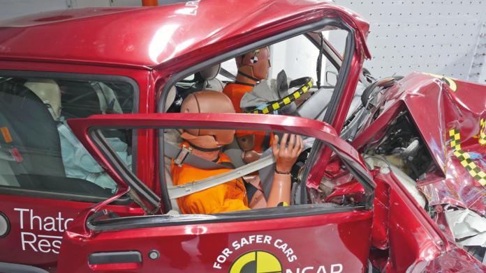 Бьет – значит любит. 20 лет Euro NCAP