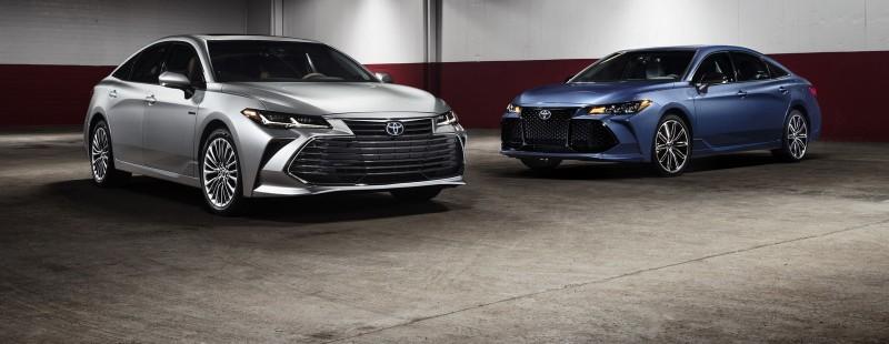 Лучше новой Camry: какую Toyota не привезут в Украину