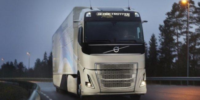Volvo выводит конкурента Tesla Semi на рынок
