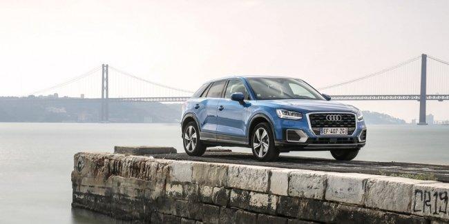 Хэтчбек и кроссоверы: какие новинки Audi покажет в 2018 году
