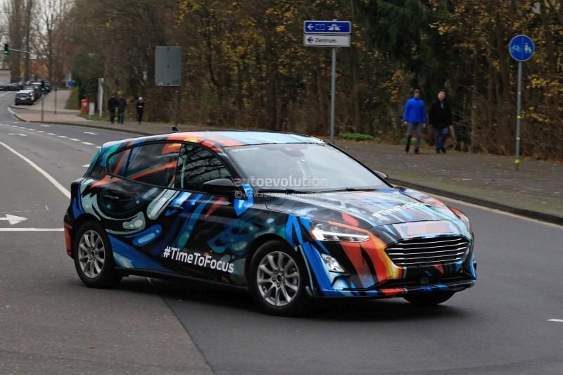 2019 Ford Focus пропустит Женевский автосалон и дебютирует в апреле