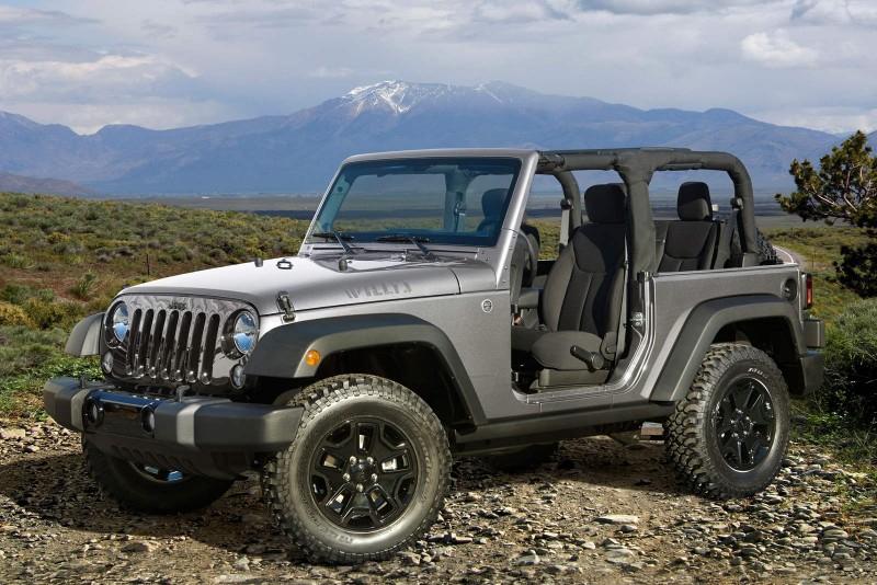 Jeep в апреле прекратит производство Wrangler, чтобы запустить пикап
