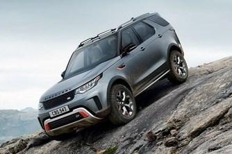 Британцы «переиздали» классический Range Rover с 6,2-литровым компрессорным V8
