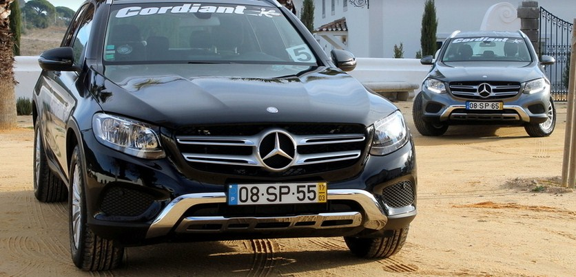 Тест-драйв Mercedes GLC 250d 4MATIC