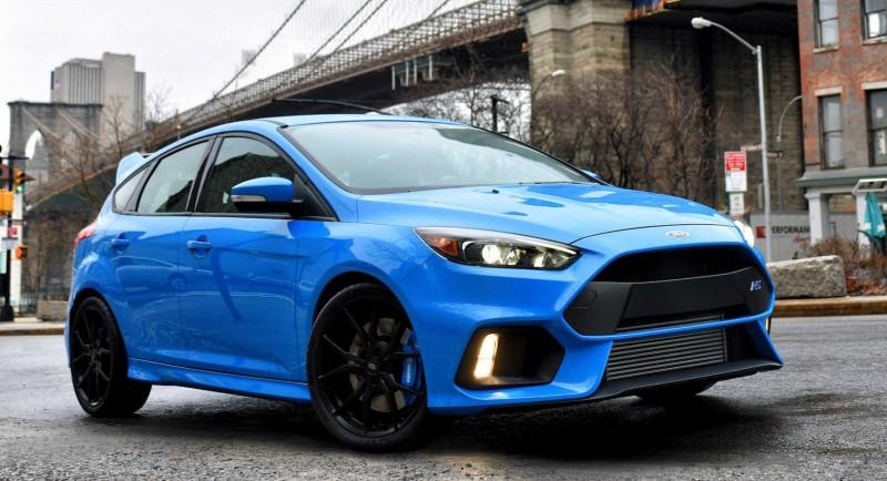Ford пообещал бесплатно устранить дефект двигателя Focus RS