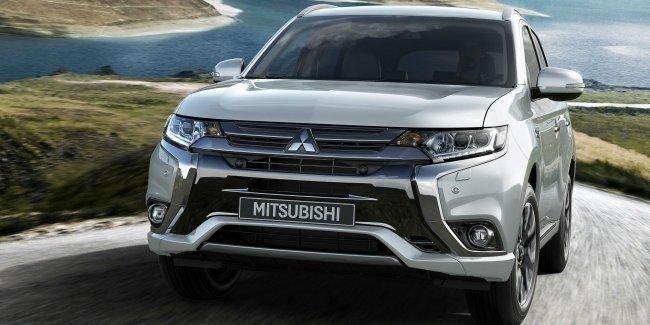 В Европе продано свыше 100 000 кроссоверов Mitsubishi Outlander PHEV