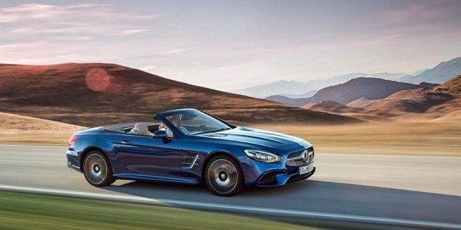 Mercedes-Benz SL станет 800-сильным гибридом