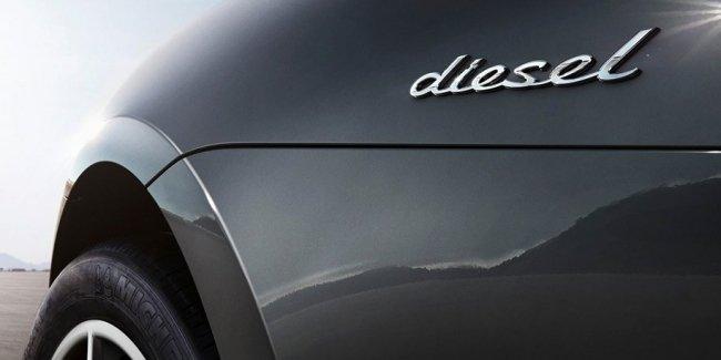 Компания Porsche опровергла отказ от дизелей