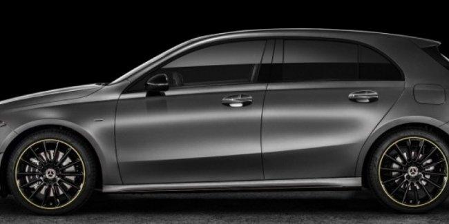 Новый Mercedes-Benz A-Class дебютировал официально