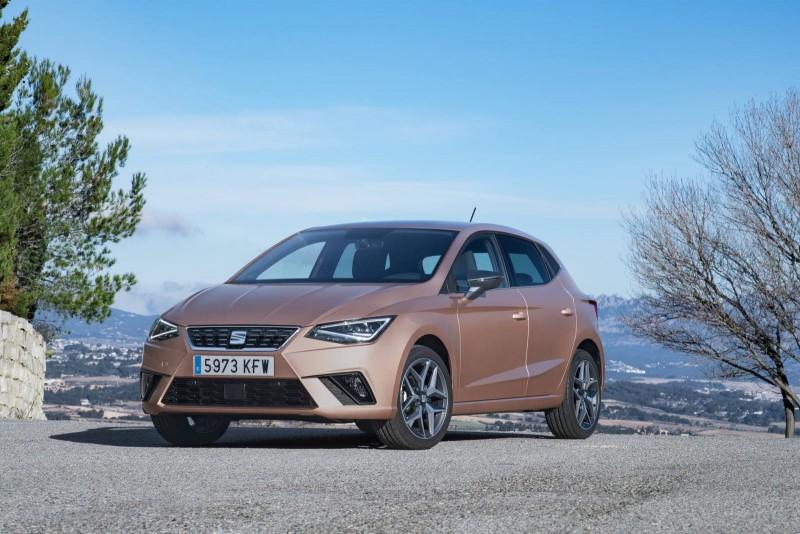Seat предложил газовую версию Ibiza с 3-цилиндровым двигателем