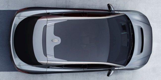 Jaguar показал серийный электрокроссовер I-Pace