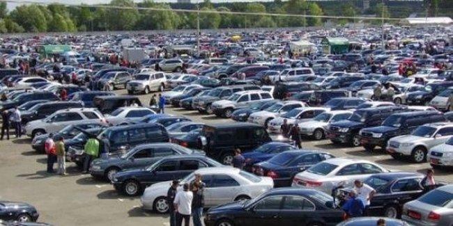 За год вторичный рынок импортных автомобилей вырос в два раза