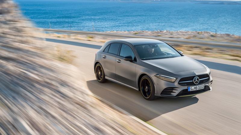 Чем интересен новый Mecedes-Benz A-Class?