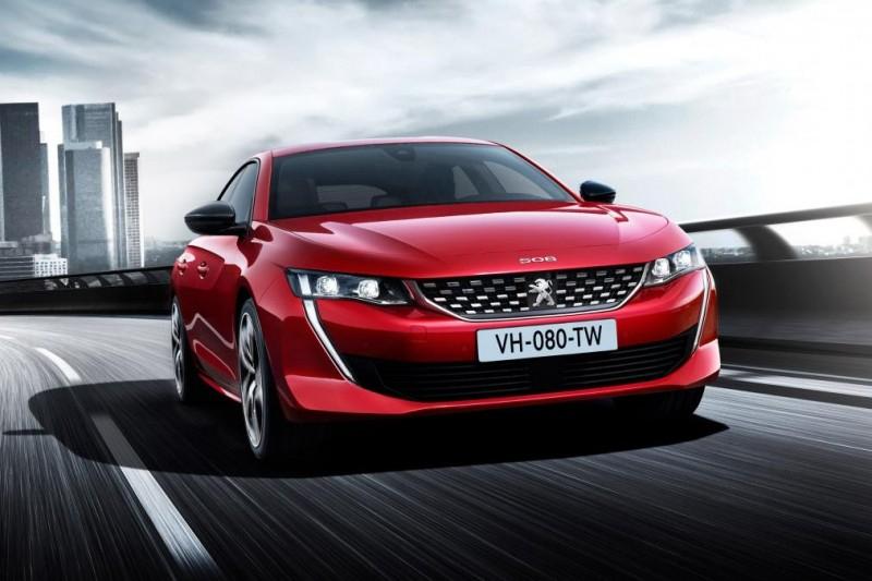 Новый Peugeot 508 показали, не дожидаясь Женевского автосалона