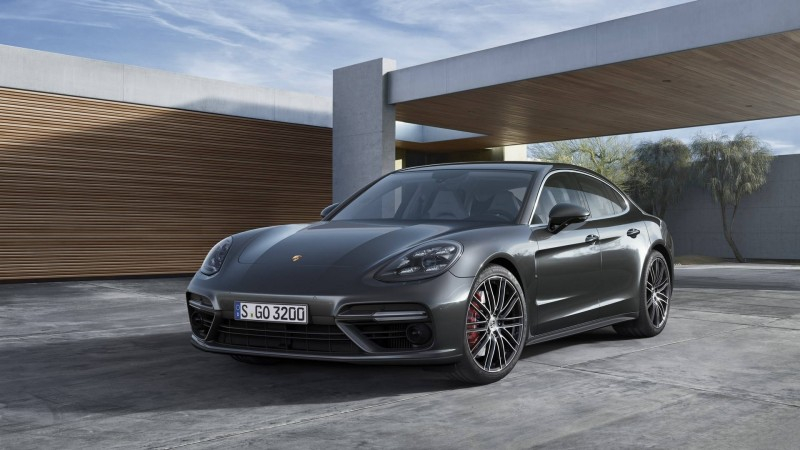 Porsche отказался от дизелей