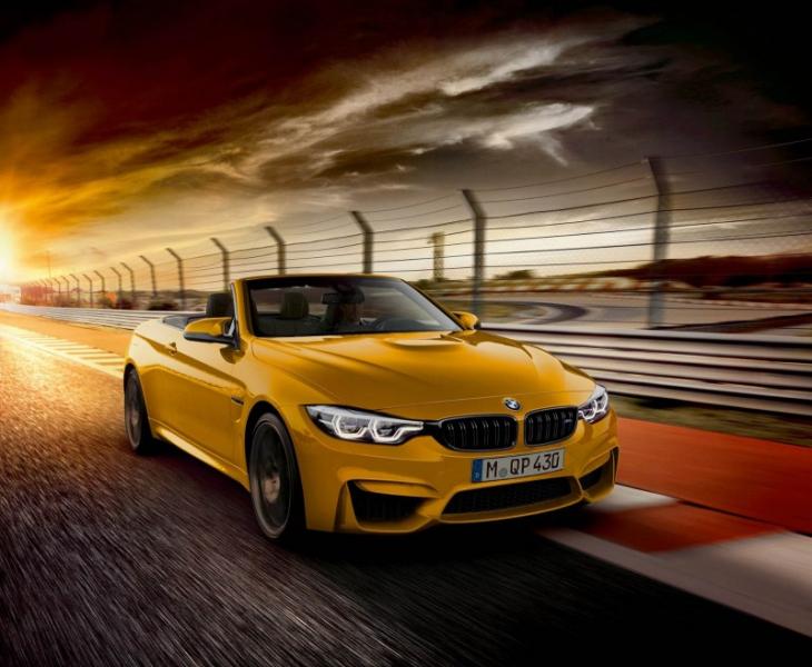 Специальное издание кабриолета BMW M4 отмечает 30-летие модели