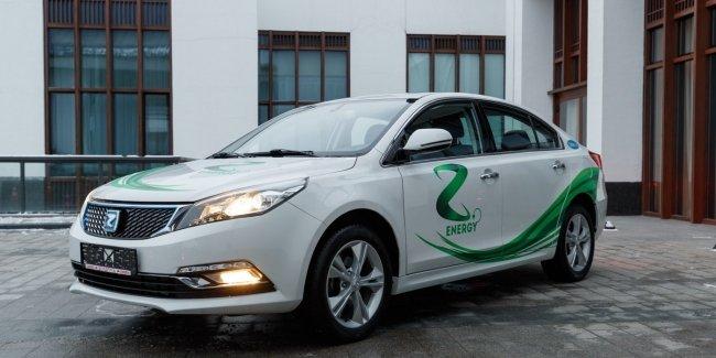 В Беларуси начнут сборку электромобилей