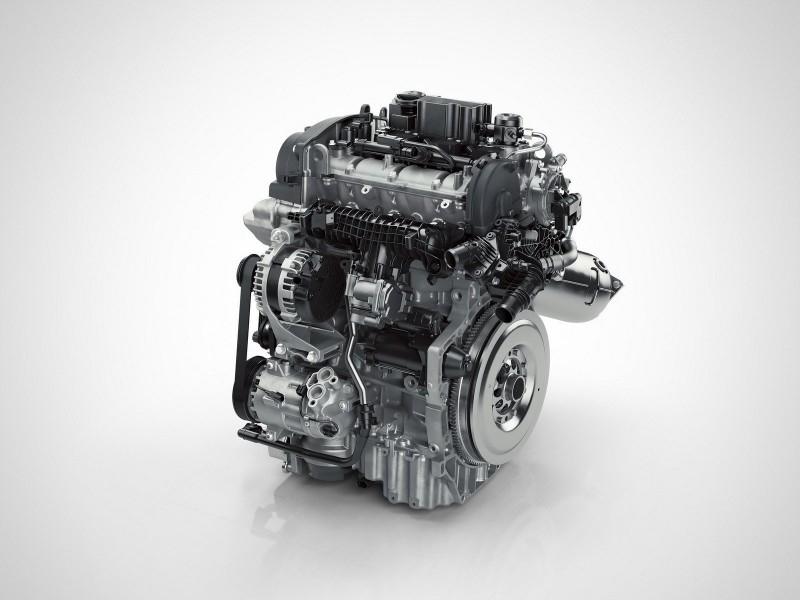 Первый трехцилиндровый двигатель Volvo дебютировал на XC40