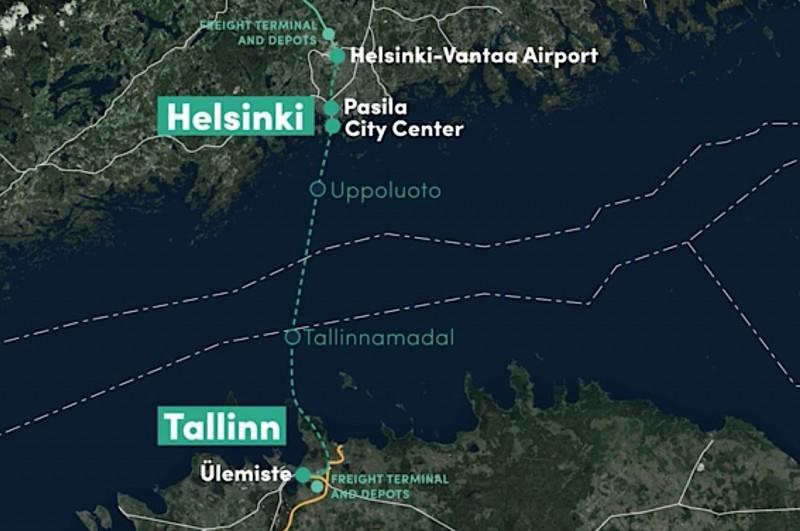 Тоннель Таллин-Хельсинки получил технико-экономическое обоснование