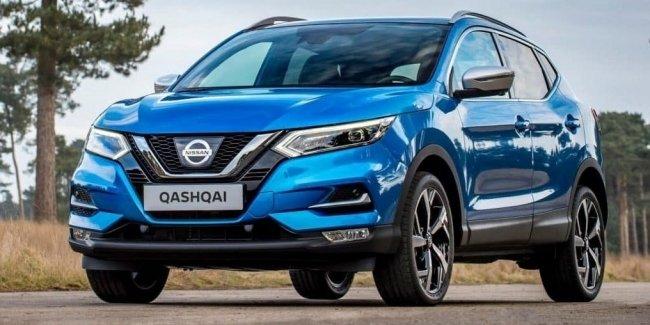 Nissan в Европе отмечает производство трехмиллионного Qashqai и рекорд продаж в регионе за 2017 год