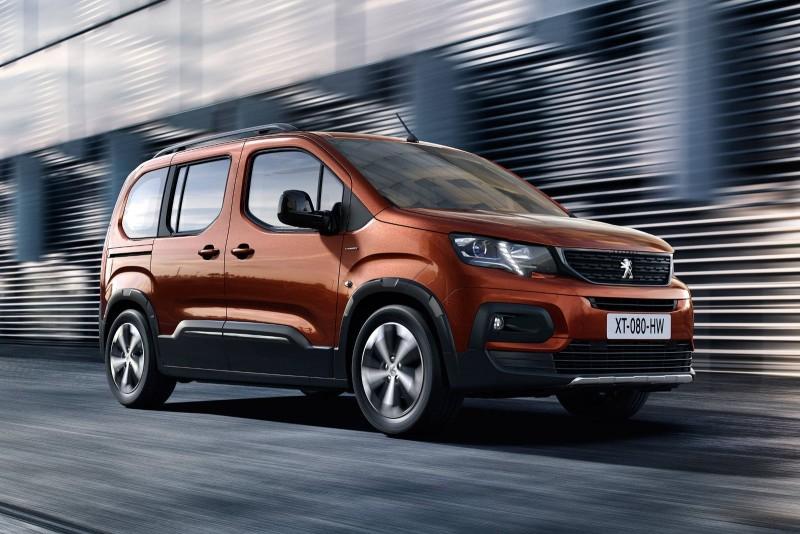 Каблучок Peugeot Partner превратился в Rifter