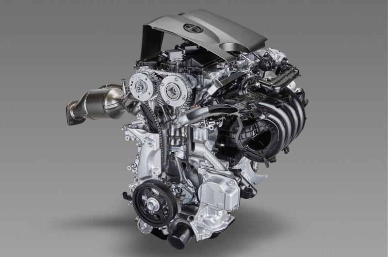 Toyota разработала «самый термически эффективный» двигатель