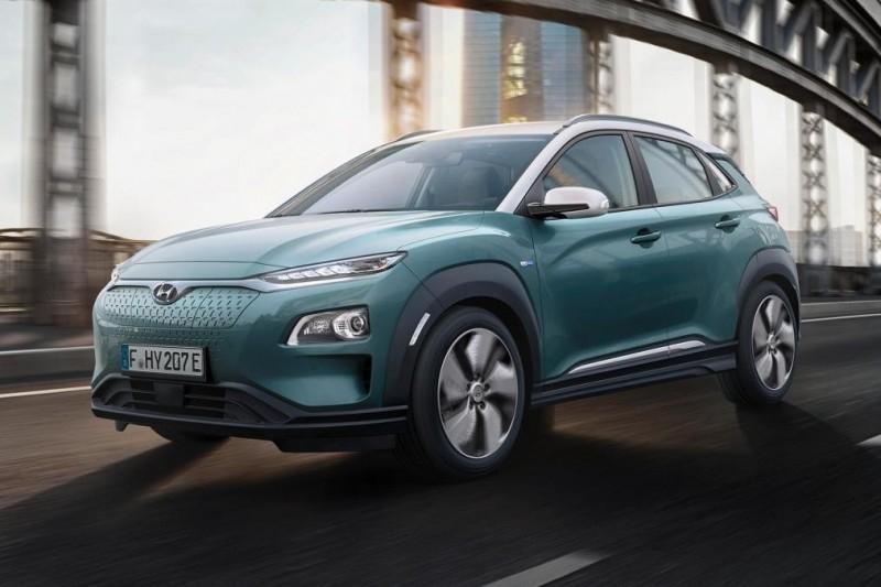 2019 Hyundai Kona Electric представили официально