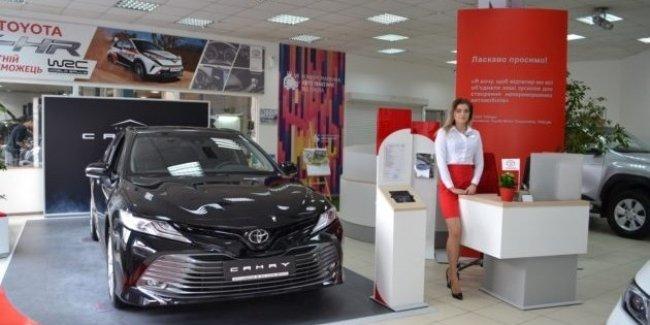 Автоцентр Тойота в Харькове — современный концептуальное решение воплощено!