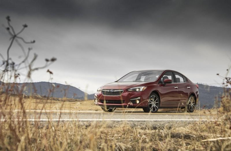 Плагин-гибрид Subaru придет в этом году с технологией Toyota Prius