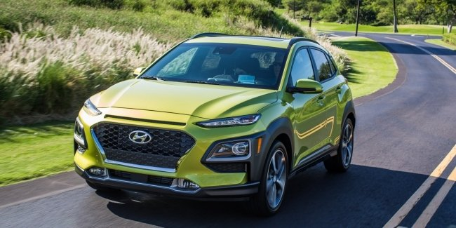 Кроссовер Hyundai Kona получил американский ценник
