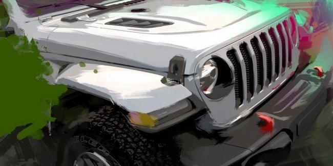 Jeep попросил школьников придумать Wrangler будущего