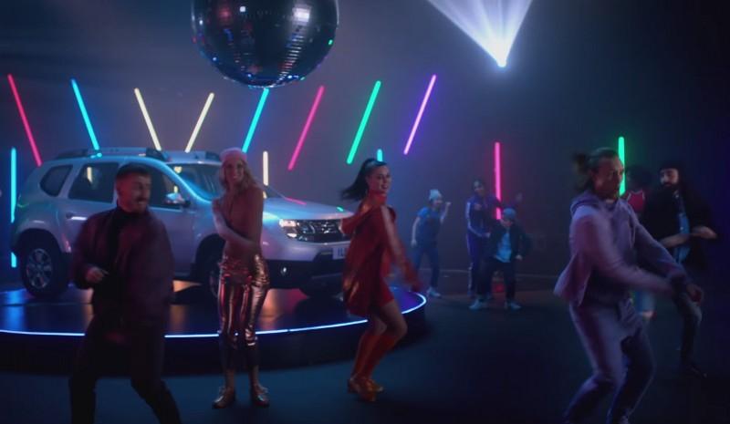 Dacia выпустила клип, чтобы научить британцев правильно называть бренд