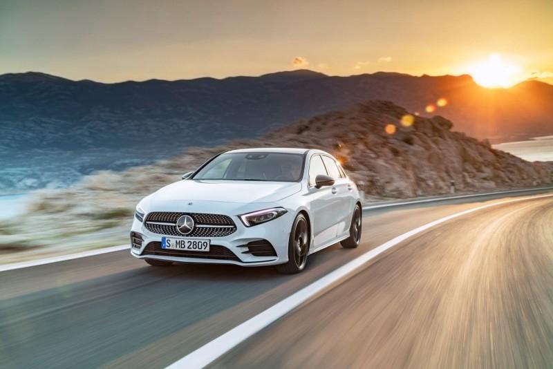 Компактное семейство Mercedes получит не менее восьми моделей