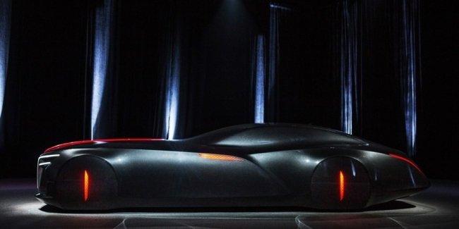 Китайский производитель правительственных лимузинов представил купе в стиле Maybach