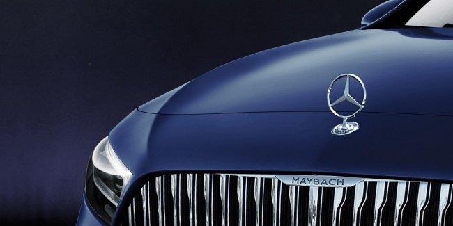 Почти Maybach: таким будет новый Mercedes A-Class