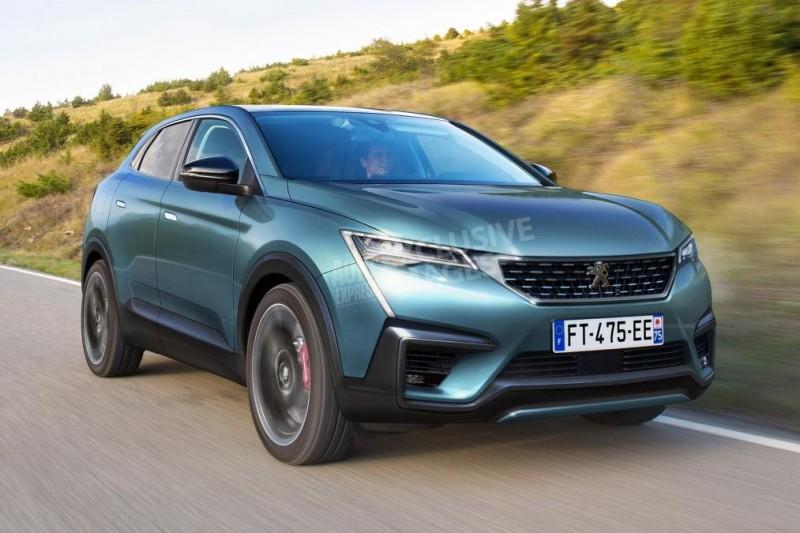 Peugeot предложит еще один внедорожник, с шильдиком 4008
