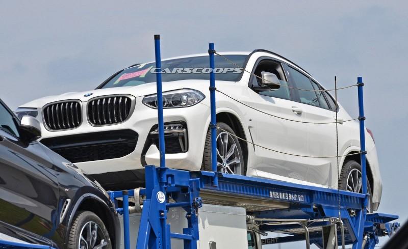 BMW завершит производство X4 в марте этого года