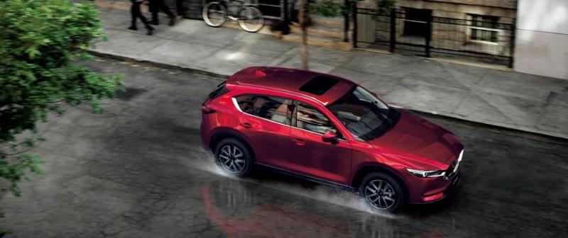 2019 Mazda CX-5 в Японии получила двигатель с новыми технологиями