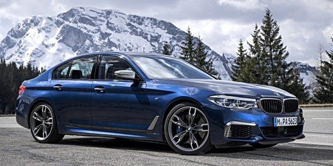 BMW заставили приостановить производство спортивных «пятерок»