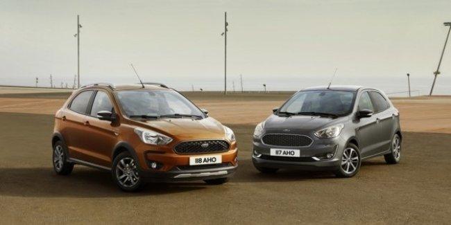 Обновлённый компакт Ford для Европы: другой дизайн и кросс-версия