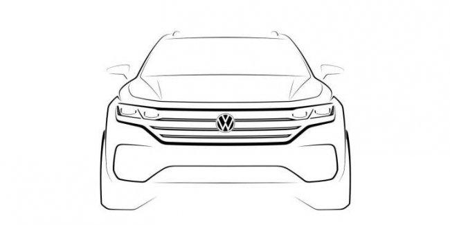 Новый Volkswagen Touareg: «свежая» информация