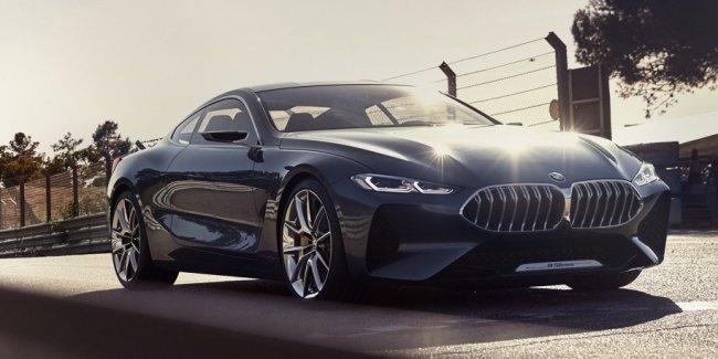 BMW привезет в Женеву «восьмерку» с V12
