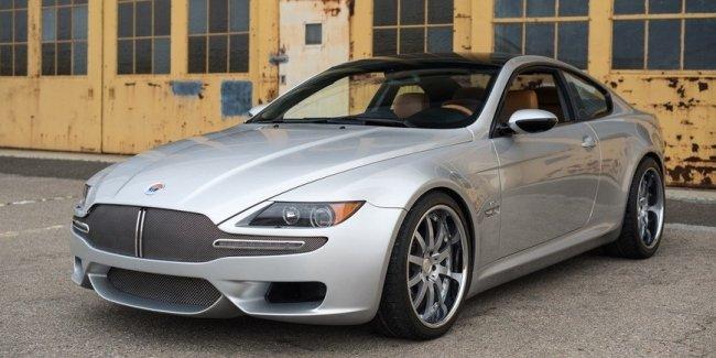 На продажу выставлен уникальный спорткар на базе BMW