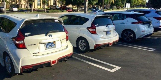 Nissan Leaf 2019 с увеличенным пробегом впервые засняли на фото