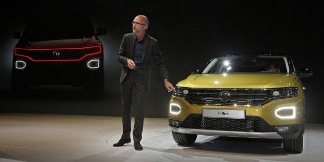 Volkswagen готовит сразу два новых кроссовера