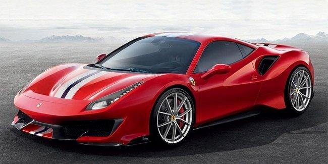 Новый суперкар Ferrari рассекретили перед премьерой