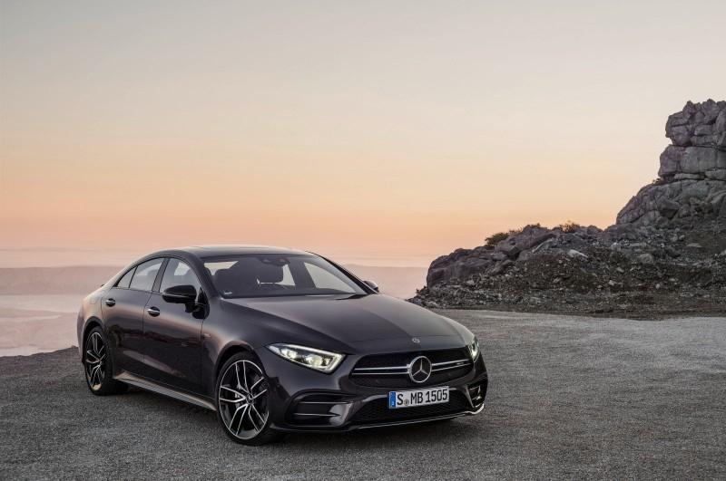 Mercedes готовит изменения в наименованиях своих моделей