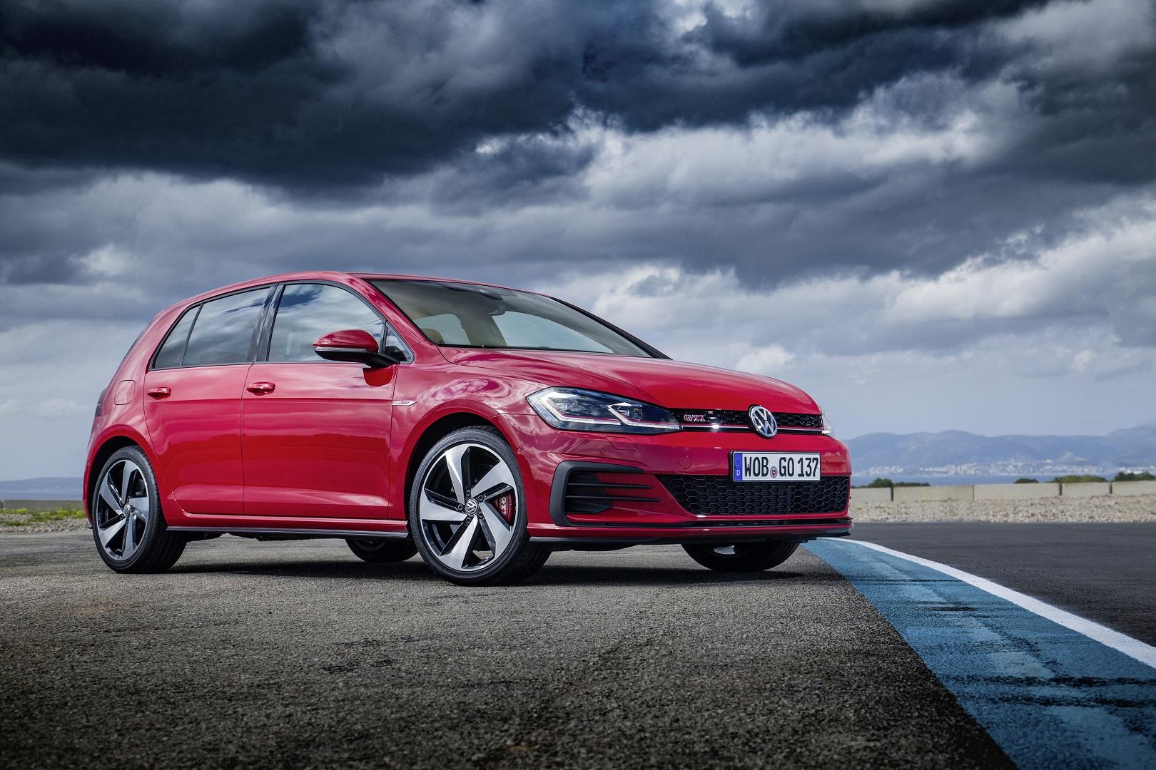 Седьмое поколение Volkswagen Golf
